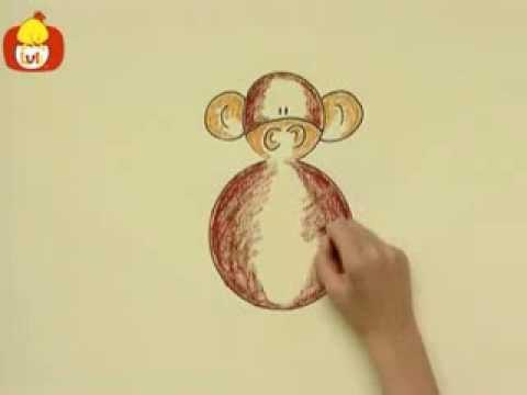 Kręgi – Małpa, dla dzieci