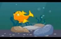 Liczę – Złota rybka w szerokim morzu, dla dzieci