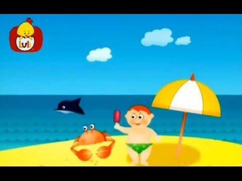 Książeczka kształtów – Trójkąt: płetwy rekina, dla dzieci