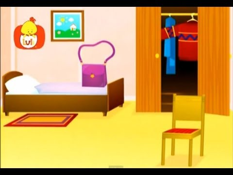 Książeczka kształtów – Prostokąt: łóżko, rękawy, lodówka, dla dzieci