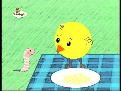 BABY TV – Trzy małe kurczaki