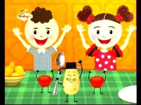 BABY TV – Tańczący ziemniak