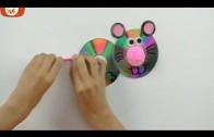 Kunszt Kącik – Zebra i mysz, dla dzieci