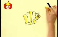 Koleżki na dłoni – Dolfin i pszczoła, dla dzieci