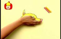 Koleżki na dłoni – Flamingo i lis, dla dzieci