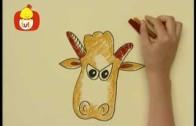 Koleżki na dłoni – Chomik i byk, dla dzieci