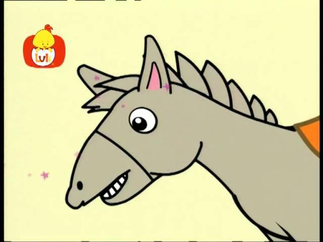 Koleżki na dłoni – Osioł i hipopotam, dla dzieci