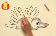 Koleżki na dłoni : Żmijka i jerzyk, dla dzieci