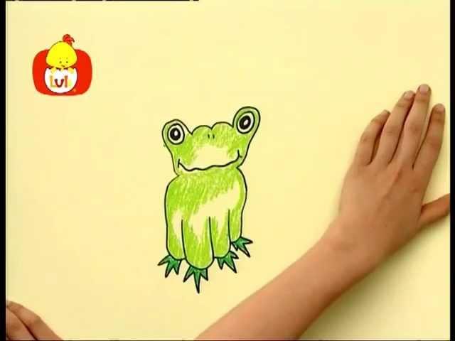 Koleżki na dłoni : Myszka i żabka, dla dzieci