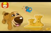 Zabawy w chowanego : Piekarnia, dla dzieci