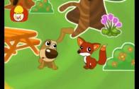 Zabawy w chowanego : Lasek 1, dla dzieci