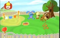 Zabawy w chowanego – Podwórko 1, dla dzieci