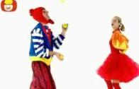 Magia cyrku – Piłki, dla dzieci