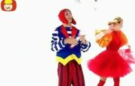 Magia cyrku – Żonglerów i schody, dla dzieci