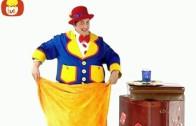 Magia cyrku – Klaun maga, dla dzieci
