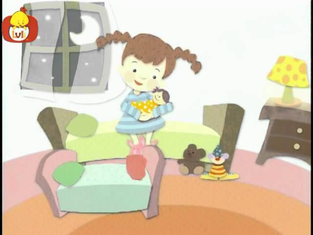 Dobranoc – Dzieci pokój: podwinąć nadgarstek, dla dzieci