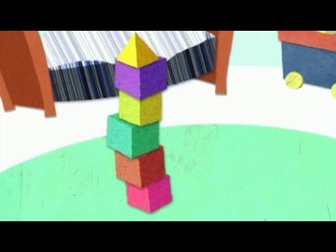 Dobranoc – Zabawki: bloki, dla dzieci