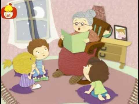 Dobranoc – Książki: babcia, dla dzieci