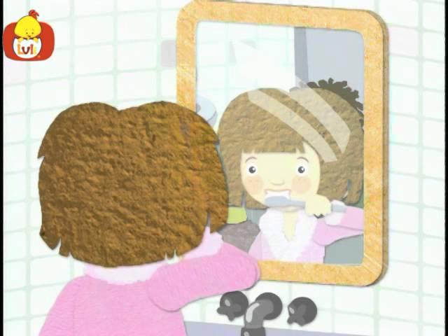 Dobranoc – Kąpiel: szczotkowanie zębów, dla dzieci