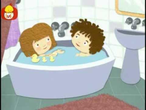 Dobranoc – Kąpiel: czas kąpieli, dla dzieci