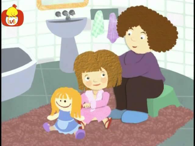 Dobranoc – Kąpiel: czesanie, dla dzieci