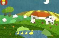 Dobranoc – Zwierzęta gospodarskie: gospodarstwo, dla dzieci