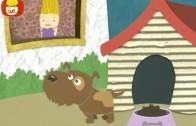 Dobranoc – Zwierzęta: szczenięta, dla dzieci