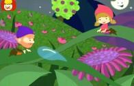 Dobranoc – Skrzat: gry z kropli wody, dla dzieci