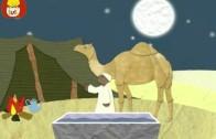 Dobranoc – Pustynia: wielbłąd, dla dzieci