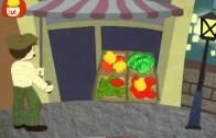 Dobranoc – Ulica: warzywniaku, dla dzieci