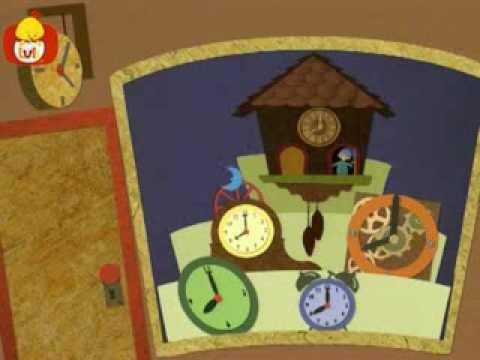 Dobranoc – Ulica: sklep zegarmistrz, dla dzieci