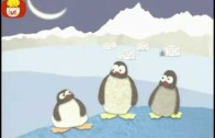 Dobranoc – Góry lodowe: taniec pingwinów, dla dzieci