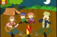 Dobranoc – Obóz: śpiew przy ognisku, dla dzieci