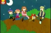 Dobranoc – Obóz: kolacje przy ognisku, dla dzieci