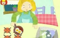 Dobranoc – Obiad: omlet, dla dzieci