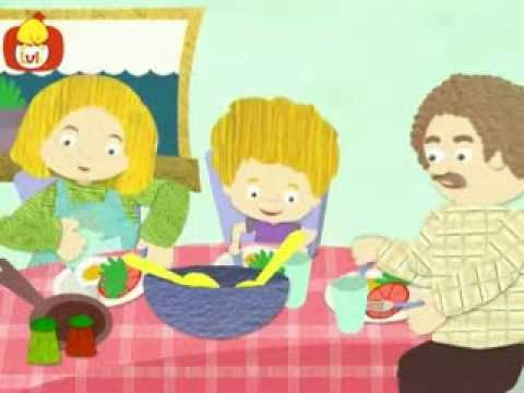 Dobranoc – Obiad: jeść razem, dla dzieci