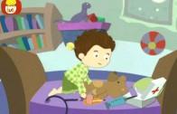 Dobranoc – Dzieci pokój: miś, dla dzieci