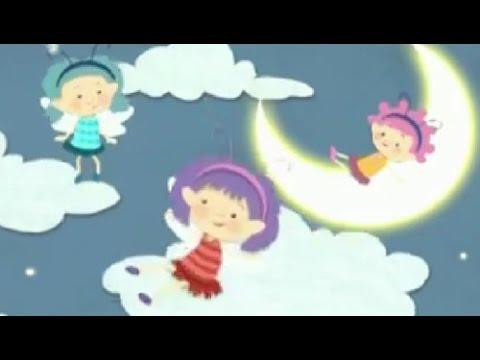 Dobranoc – Wróżki: taniec na chmurze, dla dzieci