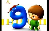 Piosenka dla dzieci – cyfry – nauka liczenia – od 1 do 10 – MIKITOMI