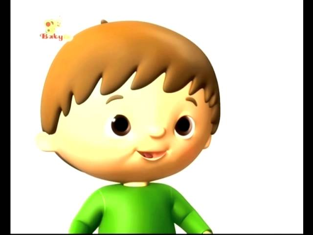 BabyTV – Charlie i cyferki – cyfra 8