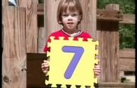 Nauka cyferek dla dzieci