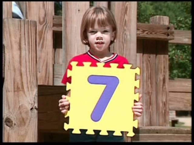 Cyfry – filmik dla dzieci.