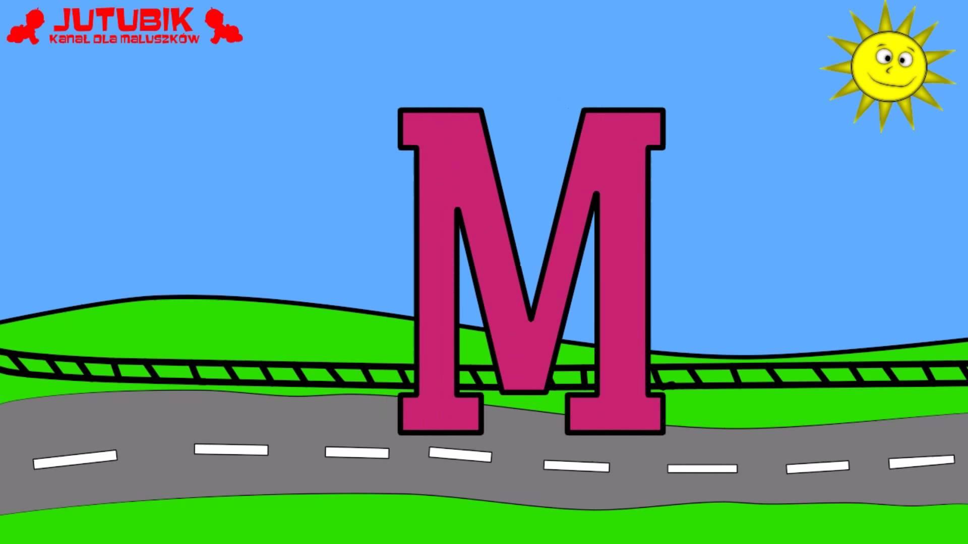 Alfabet Po Polsku Dla Dzieci – Pojazdy – Odgłosy Pojazdów