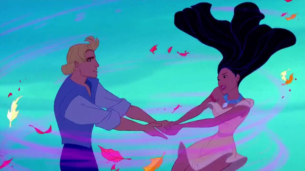 Pocahontas – Kolorowy Wiatr