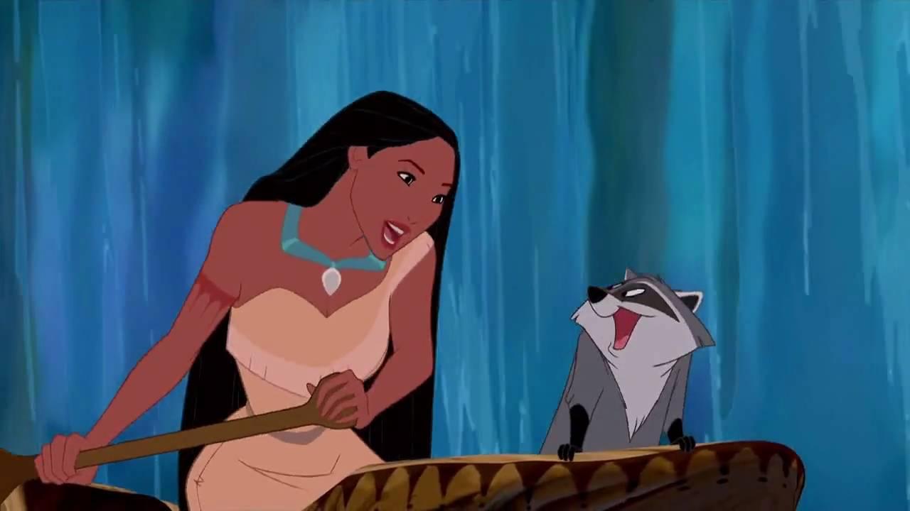 Pocahontas – Ten za łukiem rzeki świat