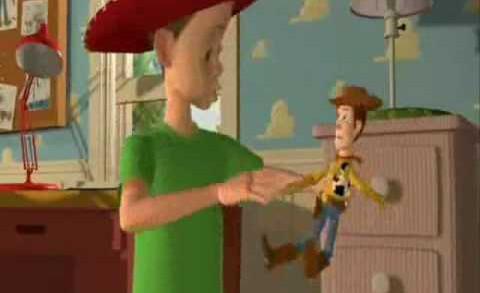 Toy Story – Ty druha we mnie masz