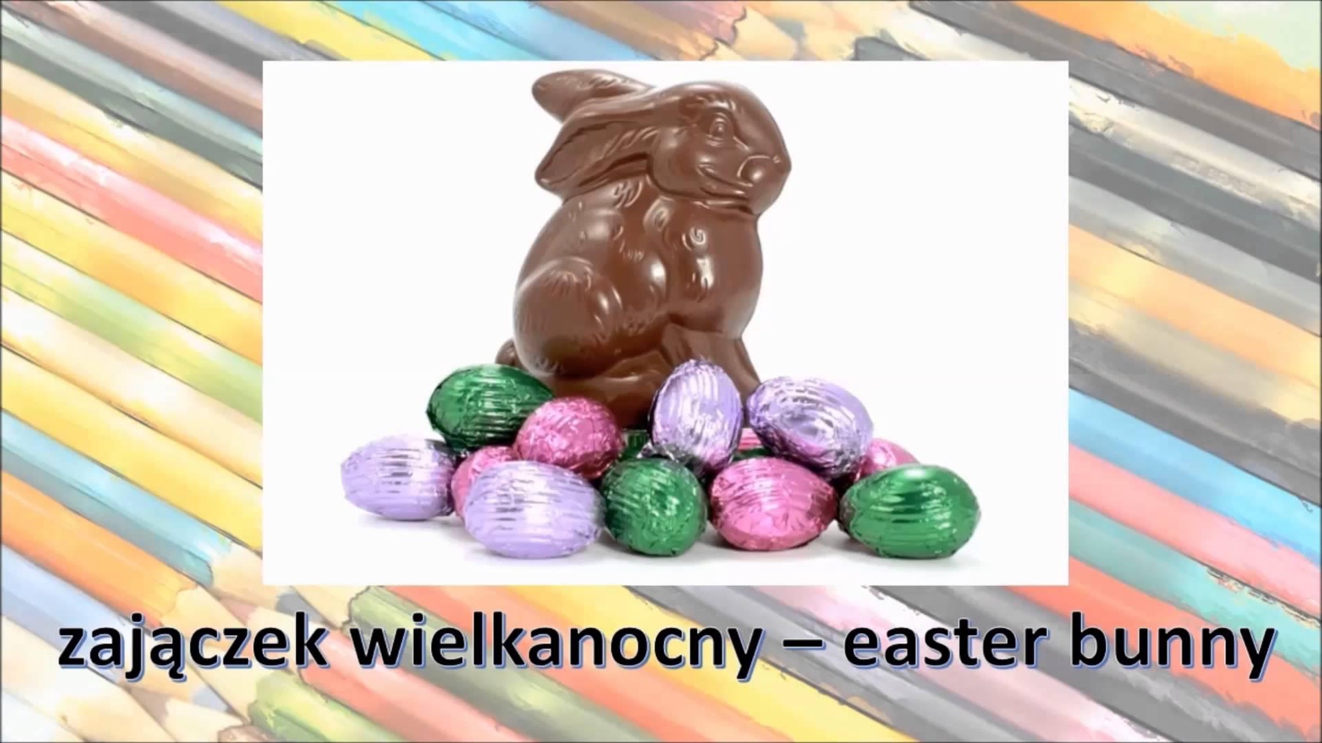 Nauka Angielskiego dla dzieci – Wielkanoc. Pokoloruj Świat.
