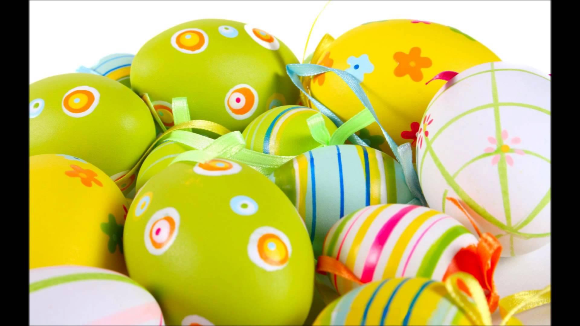 Dzieci mówią Wielkanoc.