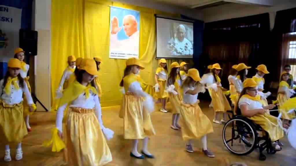Apel papieski – Taniec Wielkanocny