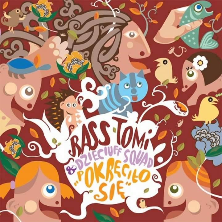 Rass Tomi & Dzieciuff Squad – Bossanova z trąbą